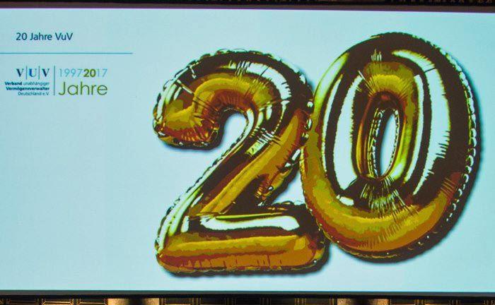 20 Jahre VuV: Der Verband besteht seit 1997. |© Jens Braune del Angel
