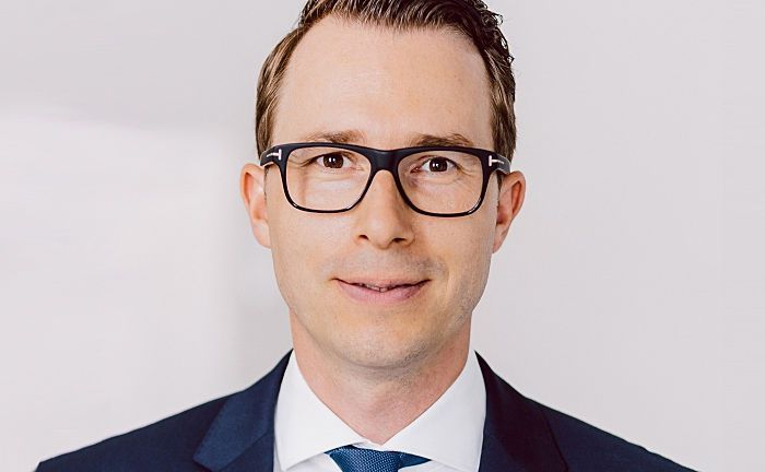 Daniel Sauerzapf: Mit seiner Berufung regelt die Bank die Vakanz, die mit dem Weggang von Vorstand Udo Kröger im Frühjahr entstanden war.