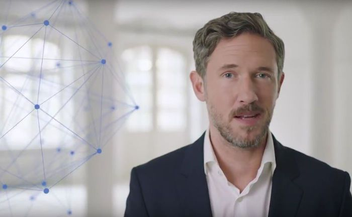 Screenshot aus dem Erklärvideo zu Robin: Die digitale Vermögensverwaltung der Deutschen Bank ist jetzt live.|© maxblue.de