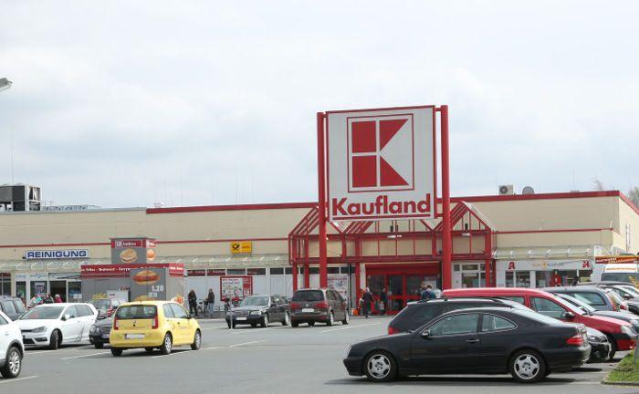 Kaufland-SB-Warenhaus in Holzminden: Das Fondsobjekt. |© Hahn Gruppe