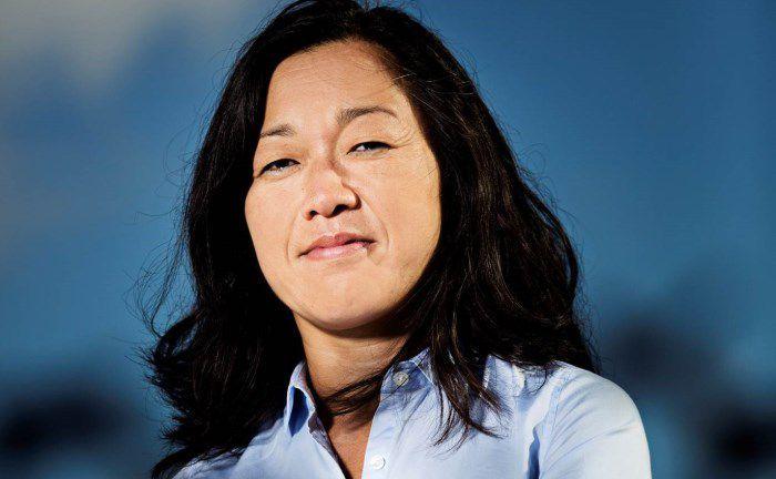 Tine Choi, Chefstrategin der Danske Bank.