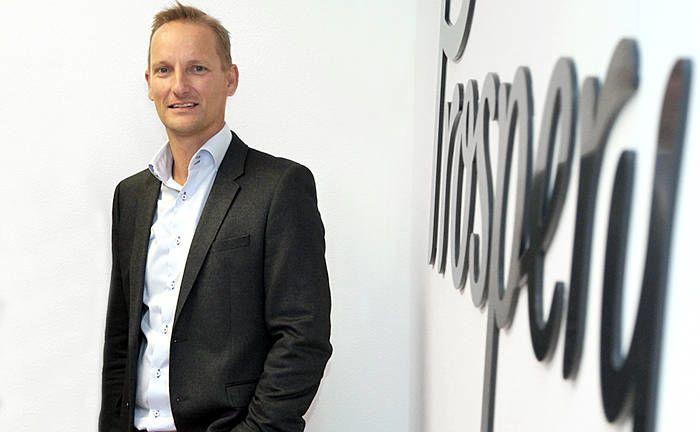 Will in Deutschland durchstarten: Prospery-Geschäftsführer Dirk-Jan Schuiten|© Prospery