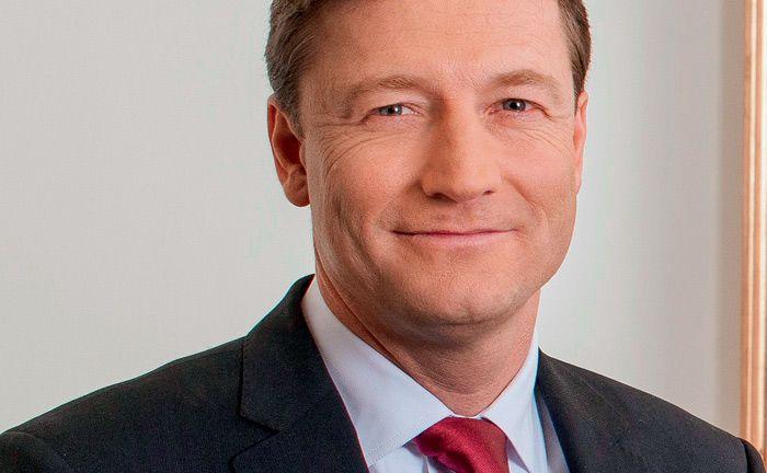 Michael Bentlage ist Vorsitzender des Vorstands von Hauck & Aufhäuser.