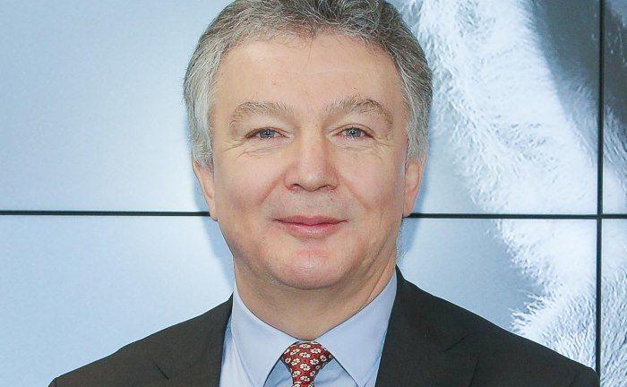 Gerhard Hennebichler, Geschäftsführer von Advisory Invest: Die Portfoliozusammensetzung ermittelt der Savity-Algorithmus. |© E.W.S.COM/APA-Fotoservice/Tanzer