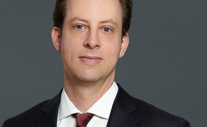 Michael Schad ist Partner bei der Investmentgesellschaft Coller Capital. |© Coller Capital