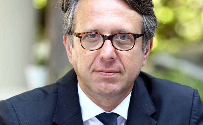 Marc Renaud ist Präsident und Gründer von Mandarine Gestion.|© Mandarine Gestion