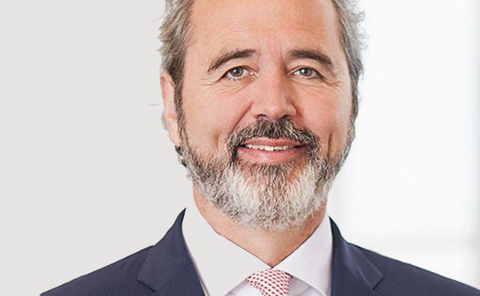 Wolfgang Kuhn, Chef der Südwestbank, freut sich auf die österreichische Bawag P.S.K. als neuen Eigentümer.|© Südwestbank