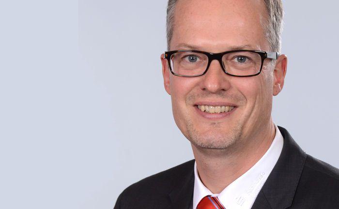 Michael Blum, seit 32 Jahren bei der Sparkasse Koblenz tätig, ist neuer Leiter Private Banking des Instituts.|© Sparkasse Koblenz