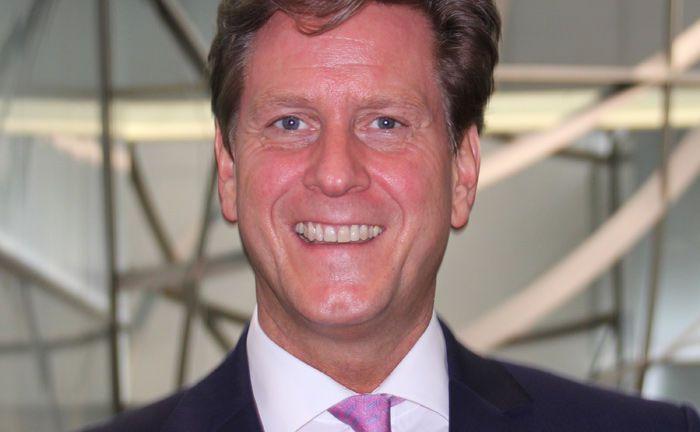 Lars Gehner leitet seit November 2017 das EMEA-Deutschland-Team im Wealth Management der Deutschen Bank in Frankfurt.