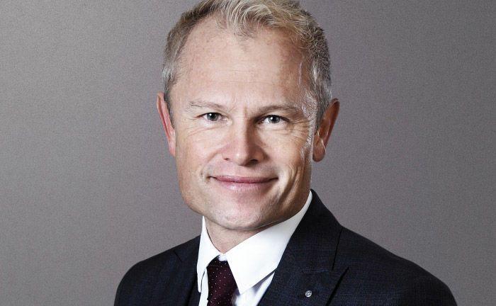 Walter Ernst: Der neue Leiter Westeuropa arbeitet wie bisher vom Standort St. Gallen aus.