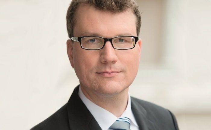Carsten Mumm: Der 42-Jährige startete seine Karriere 1995 bei der Deutschen Bank.