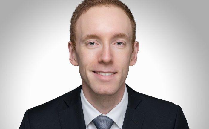 John-Hendrik Schröder: Der Portfoliomanager war von 2014 bis Juli dieses Jahres für Flossbach von Storch tätig.