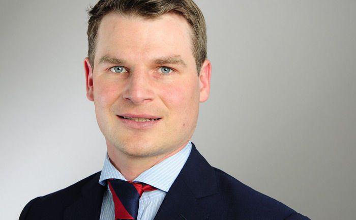 Dr. Oliver von Schweinitz: Der Partner der Wirtschaftskanzlei Grützmacher Gravert Viegener listet die künftigen Vorteile für US-Investments.|© Grützmacher Gravert Viegener