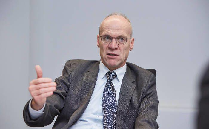 Reinhard Berben ist seit 2001 bei Franklin Templeton in Deutschland und seit 2004 Geschäftsführer|© Piotr Banczerowski