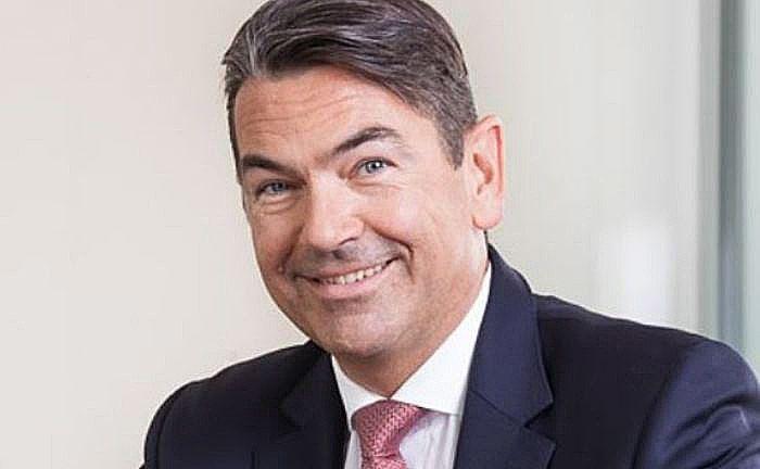 Michael Rüdiger: Der Vorstandsvorsitzende der Dekabank sieht sein Unternehmen durch den Schritt für die Zukunft gut gerüstet.