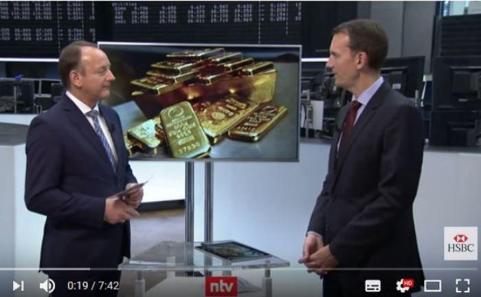 Tagesvergleich bei Gold: Vervierfachung gefällig?