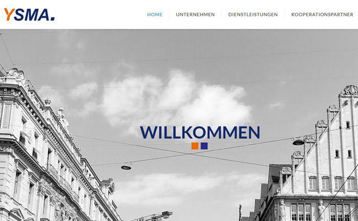 Ausschnitt des Internetauftritts von Ysma: Das neue Family Office in Zürich berät eine Schweizer Familie, aber auch andere Kunden.