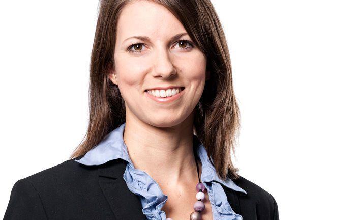 Melanie Gstöhl steigt 2018 in die Geschäftleitung der Bank Frick auf, mit Verantwortung für das Ressort Finanzen, Risiko und Controlling.