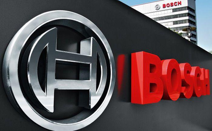 Firmensitz von Bosch in Gerlingen: Der Mischkonzern ist mit seiner Venture-Capital-Gesellschaft bei Deutschlands erster Krypto-Stiftung eingestiegen.|© Bosch