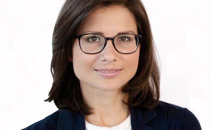 Anna Voronina leitet den nunmehr eigenständigen Online-Vermögensverwalter Quirion.