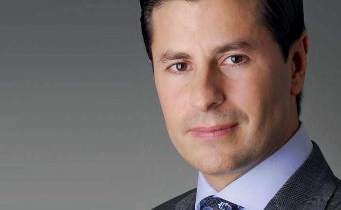 Eduardo Mollo Cunha ist Vertriebschef beim Vermögensverwalter Eyb & Wallwitz.|© Eyb & Wallwitz