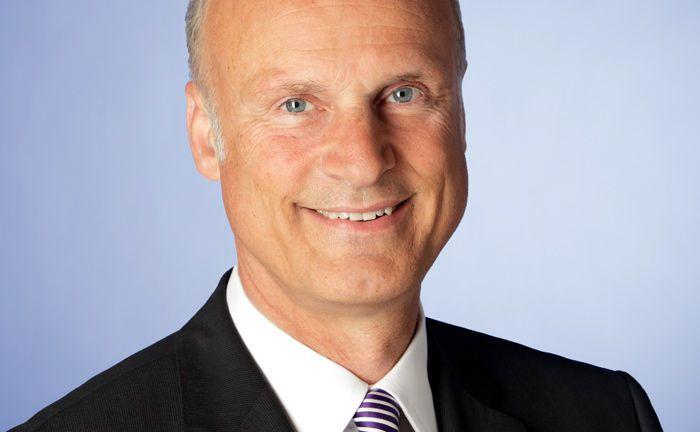 Carl-Ludwig Thiele ist als Vorstandsmitglied der Deutschen Bundesbank verantwortlich für die Ressorts Bargeld, Controlling, Rechnungswesen und Organisation sowie Zahlungsverkehr und Abwicklungssysteme.|© Deutsche Bundesbank
