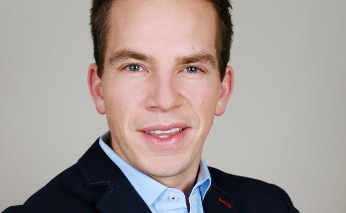 Simon Brunke ist Vorstandssprecher der Crowdinvesting-Plattform Exporo.