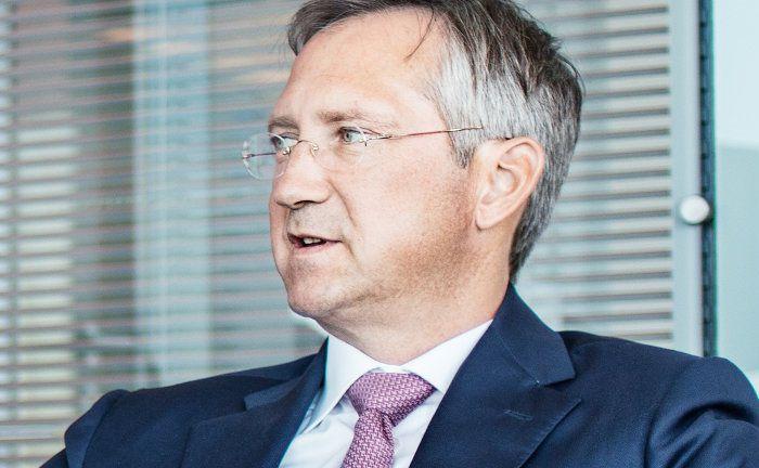 Bert Flossbach: Der Gründer und Vorstand der Kölner Flossbach von Storch AG arbeitete bis 1998 für Goldman Sachs in Frankfurt.|© Flossbach von Storch
