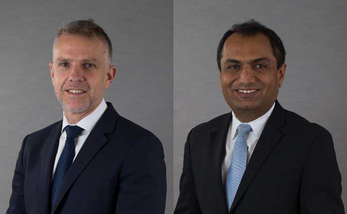 Stuart Davies und Vikas Kapoor managen den neuen Fonds von Alliance-Bernstein.|© AB