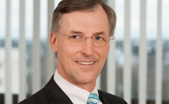 BVK-Chef Daniel Just: Die Versorgungskammer managt für alle Einrichtungen zusammen ein Kapitalanlagevolumen von derzeit circa 69 Milliarden Euro.