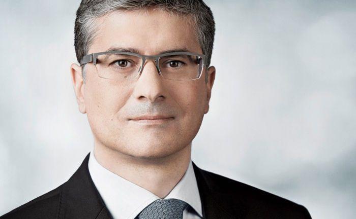 Cyrus Moriabadi vom Martagon Family Office: Er hält nichts von Bitcoins in einer strategischen Vermögensverwaltung.