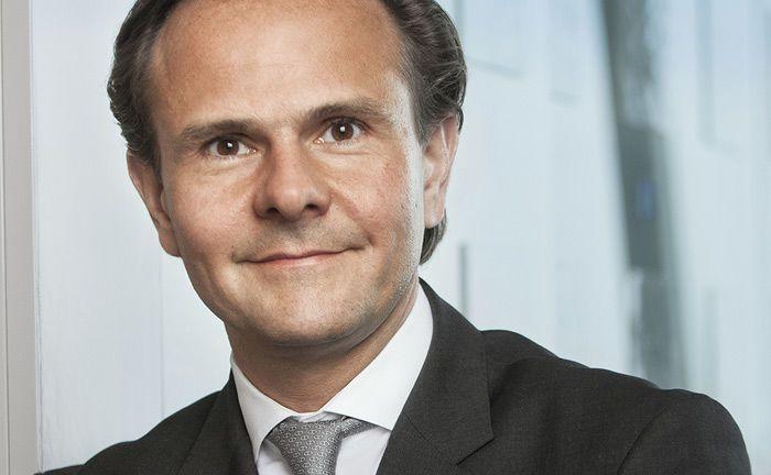 Björn Jesch schließt sich nach seinem Abschied von der deutschen Union Investment der Schweizer Großbank Credit Suisse an.|© Union Investment