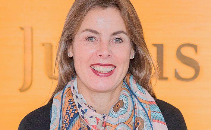 Irene Müller: Die Private-Banking-Expertin war zuletzt bei der UBS Deutschland als Regionalleiterin Mitte beschäftigt. |© Julius Bär Europe