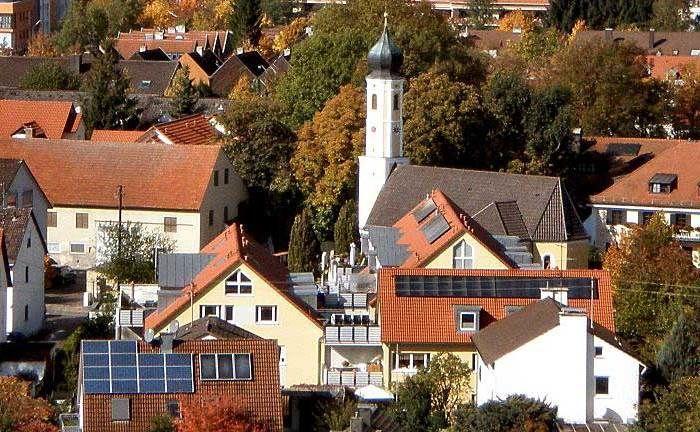 Unterschleißheim: Die größte Kommune im oberbayerischen Landkreis München hat wegen Mifid II künftig einen Vermögensverwalter weniger. |© Sacha47 CC BY-SA 3.0