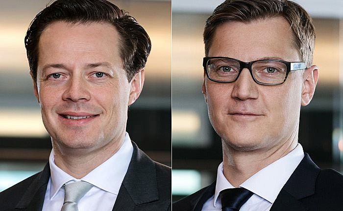 Geschäftsführer Michael Becken (l.) und Kai Stolzenberg, Mitglied der Geschäftsführung: In die Fonds sollen sowohl eigene Projektentwicklungen als auch ausgewählte Bestandsimmobilien eingebracht werden.