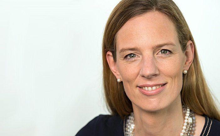 Helene von Roeder: Die 47-Jährige leitet seit 2014 das Geschäft der Credit Suisse für Deutschland.|© Vonovia