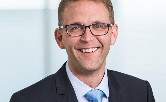 Jörg Schneider managt den globalen Aktienfonds Uni Institutional SDG Equities anhand der Nachhaltigkeitsziele der Vereinen Nationen.