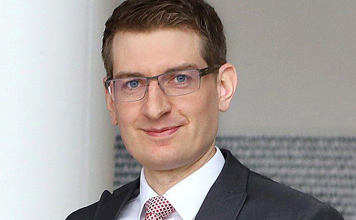 Stefan Langer: Der 32-Jährige war zuvor 12 Jahre lang bei der Sparkasse Karlsruhe beschäftigt. |© SPK Südliche Weinstraße