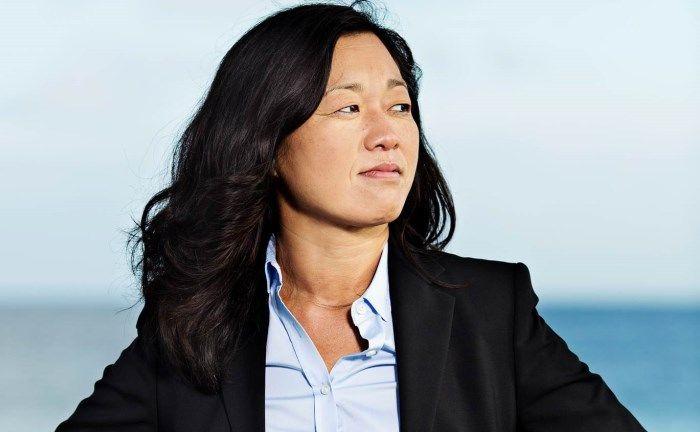 """Tine Choi, Chefstrategin der Danske Bank: """"Wir halten weiterhin an unserer Übergewichtung von 10 Prozent in Aktien fest, von denen wir 2018 eine höhere Rendite erwarten als von Anleihen""""."""