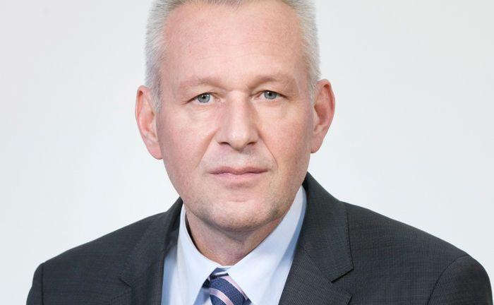 Matthias Zander, früher Credit Suisse, ist seit 2017 Vorstandsmitglied der Volksbank Kraichgau und seit Juli desselben Jahres Sprecher des Gremiums.|© Zander