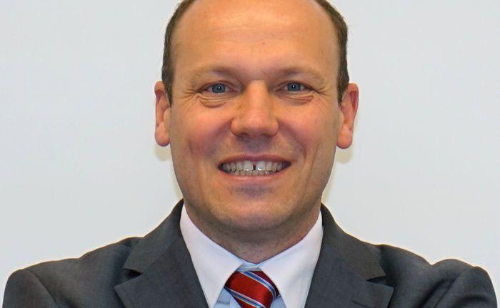 Stefan Seewald ist seit Januar 2018 Geschäftsführer der Bayreuther Oberfrankenstiftung.|© Oberfrankenstiftung