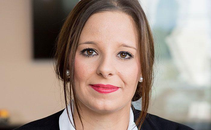 Annika Peters: Die 30-Jährige hatte ihre Karriere 2007 bei Ellwanger & Geiger Privatbankiers gestartet.