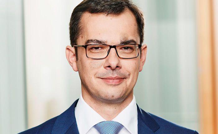 René Schubert: Der 41-Jährige war zuletzt auch Hauptverantwortlicher für das Projekt Vermögensverwaltung für Sparkassen. |© Frankfurter Bankgesellschaft