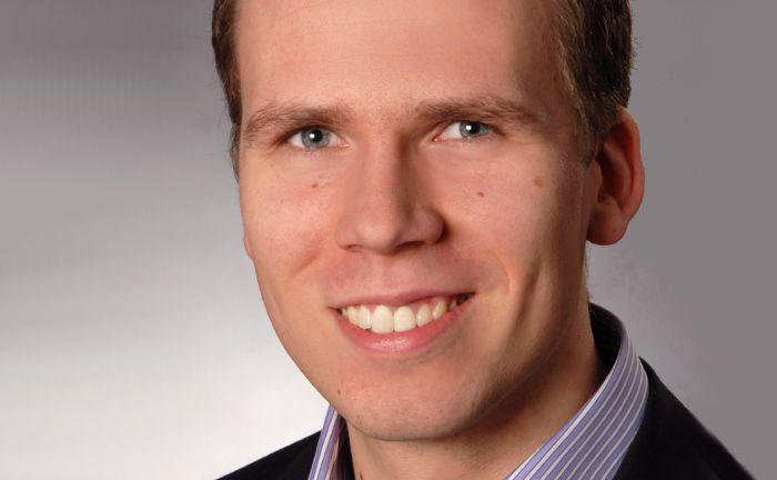Robert Retz: Der Sales Manager verstärkt bei First State Investments das Vertriebsteam für Deutschland und Österreich.