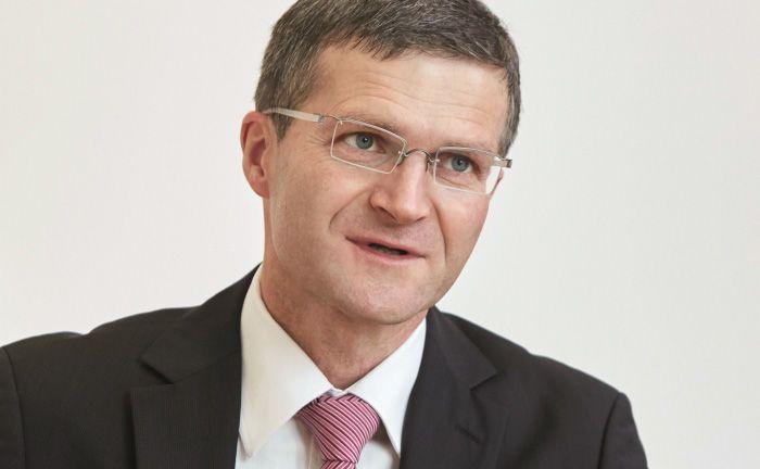 Burkhard Allgeier, Investmentchef bei Hauck & Aufhäuser: