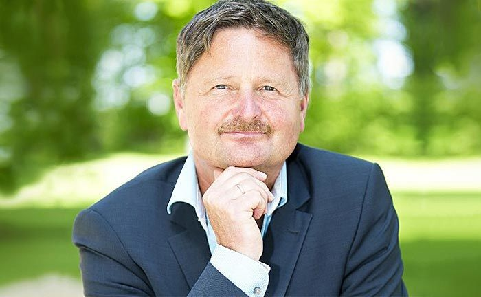 Norbert Wolk vom Vermögensverwalter Albrech & Cie.: Seit 25 Jahren beschäftigt er sich mit Optionsstrategien.