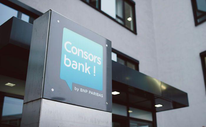 Zentrale der Consorsbank in Nürnberg: Die Direktbank ermöglicht ihren Kunden nun über das Fintech Exporo Zugang zu Immobilien-Direktinvestments.|© BNPPAribas
