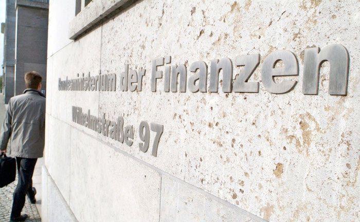 Detlev-Rohwedder-Haus in Berlin, Hauptsitz des Bundesministeriums der Finanzen: Deutsche Behörden haben mit der Schweizer Bank Vontobel eine einvernehmliche Einigung erzielt in Bezug auf Schwazrgeld-Konten hiesiger Kunden.