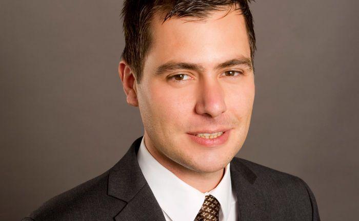 Christian Gerlach ist Portfoliomanager für Rohstoffe bei der Schweizer Fondsgesellschaft GAM.