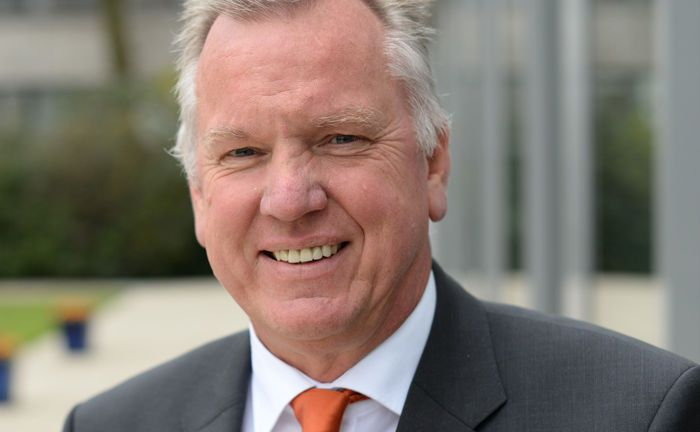 Uwe Schmidt ist neuer Leiter des Private Banking der Volksbank im Bergischen Land.|© Volksbank im Bergischen Land